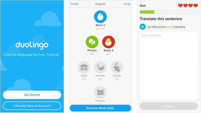 duolingo-application-voyage