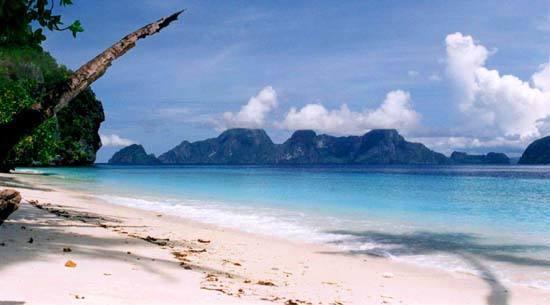 En solo aux Philippines 98′